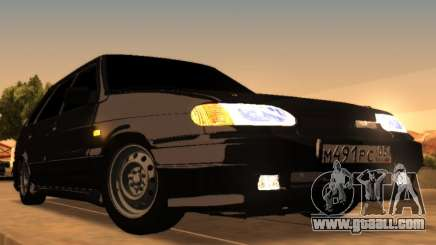 VAZ 2114 Improved Vehicle Features DAG Edit for GTA San Andreas