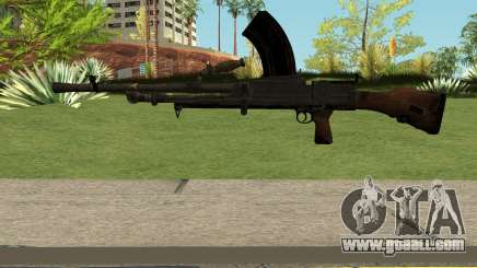 COD-WW2 - BREN LMG for GTA San Andreas