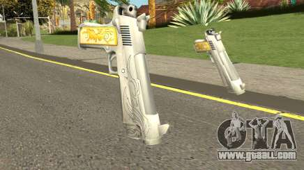 Fortnite: Rare Pistol (Colt 45) for GTA San Andreas