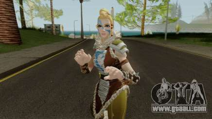 Fortnite Huntress for GTA San Andreas