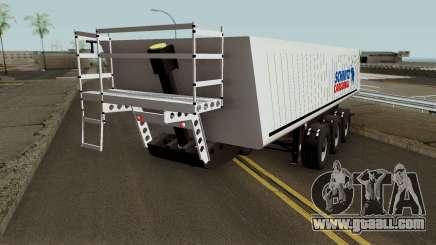 Schmitz Cargobull Trailer for GTA San Andreas
