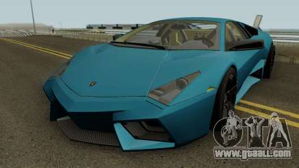 Lamborghini Reventon 2007 for GTA San Andreas