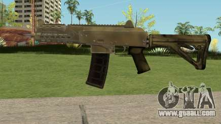 Custom AK Skin for GTA San Andreas