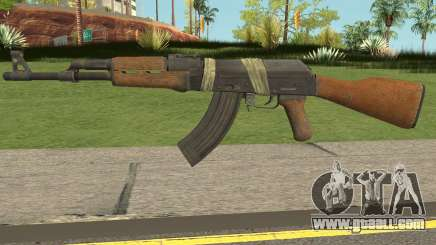 AK-47 Bad Company 2 Vietnam for GTA San Andreas