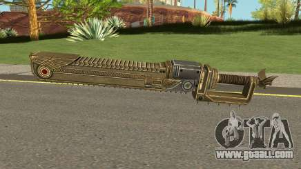 War Hammer 40k Chainsword By Galy Raffo for GTA San Andreas