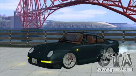 Porsche 959 Dark Grey for GTA San Andreas