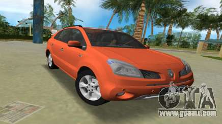 Renault Koleos for GTA Vice City
