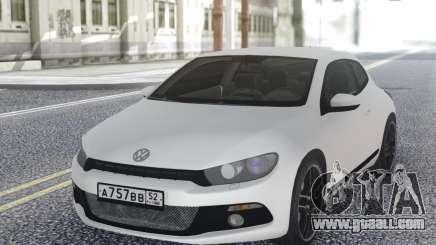 Volkswagen Scirocco 2.OTSI for GTA San Andreas