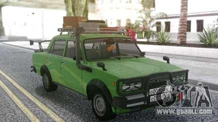 2107 SUV for GTA San Andreas