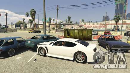 Bubblecars 1.1 for GTA 5