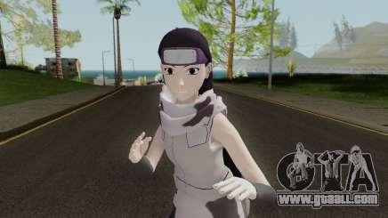 Kin Tsuchi for GTA San Andreas