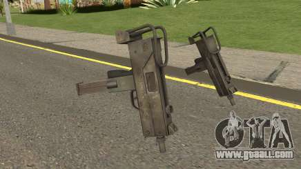 MAC-10 Bad Company 2 Vietnam for GTA San Andreas