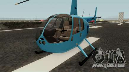 Helicoptero R44 Rave for GTA San Andreas