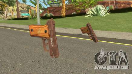 Colt 45 Lowriders DLC for GTA San Andreas