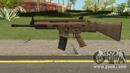 SCAR-L (Soldier of Fortune: Payback) for GTA San Andreas
