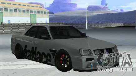 Nissan Skyline ER34 Stagea Facelift for GTA San Andreas