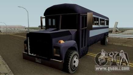 Beta Bus LCS for GTA San Andreas