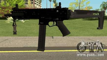 FANG-45 Submachine Gun for GTA San Andreas