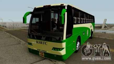 Volvo Super Express (KSRTC) for GTA San Andreas