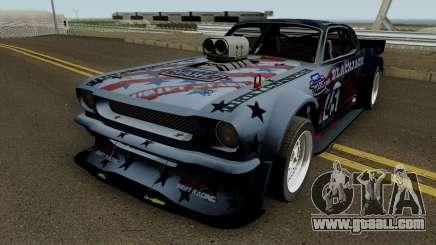 Ford Mustang Hoonicorn Liberty 1965 for GTA San Andreas