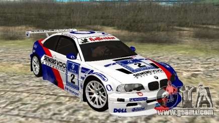 BMW M3 GTR Sport for GTA San Andreas