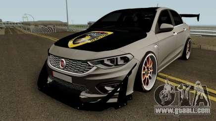 Fiat Tipo for GTA San Andreas