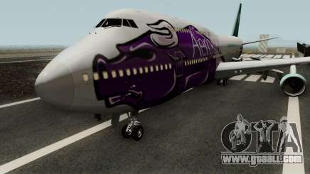 Boeing 747-300 PW JT9D for GTA San Andreas