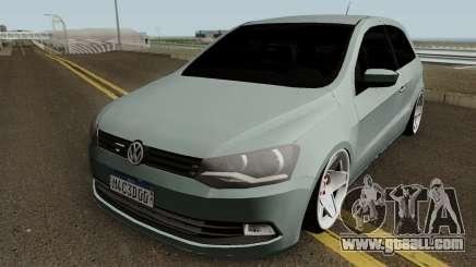 Volkswagen Gol G6 HQ for GTA San Andreas