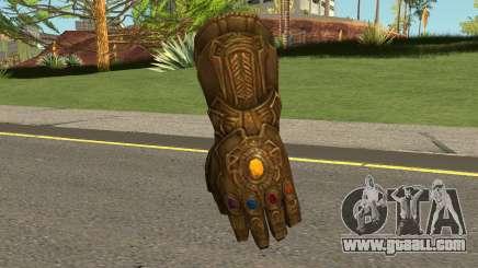 Thanos Glove for GTA San Andreas