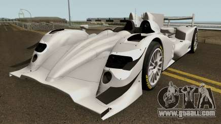 Oreca 03 LMP2 2011 for GTA San Andreas