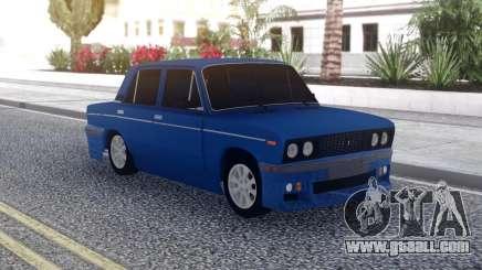 VAZ 2106 Tuning for GTA San Andreas