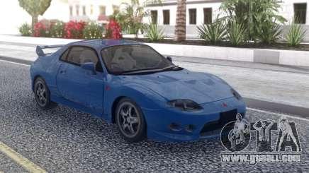 1998 Mitsubishi FTO GP Version R for GTA San Andreas