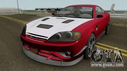 Bollokan Prairie (r2) GTA V IVF for GTA San Andreas