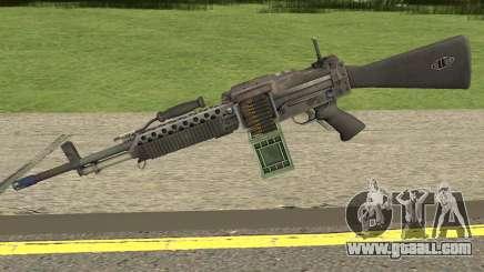 Bad Company 2 Vietnam Stoner 63A for GTA San Andreas