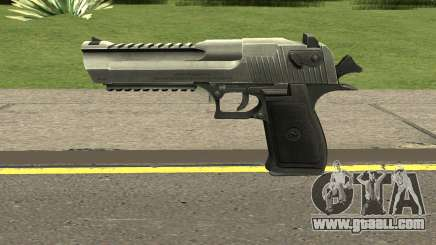 Contract Wars Desert Eagle for GTA San Andreas
