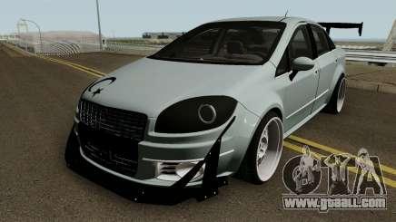 Fiat Alien Linea for GTA San Andreas