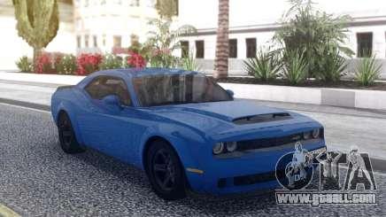 Dodge SRT RKK for GTA San Andreas