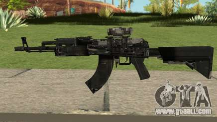 New AK47 High Quality for GTA San Andreas