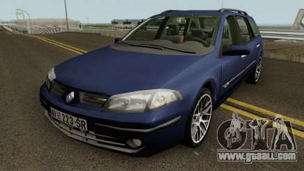 Renault Laguna Mk2 SW Facelift for GTA San Andreas