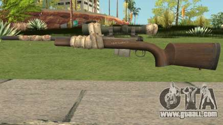M40 Sniper Bad Company 2 Vietnam for GTA San Andreas