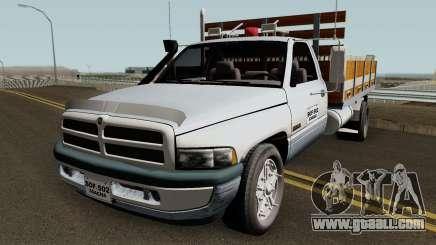 Dodge Ram (Picador) for GTA San Andreas