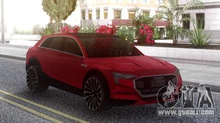 Audi E tron 2015 for GTA San Andreas