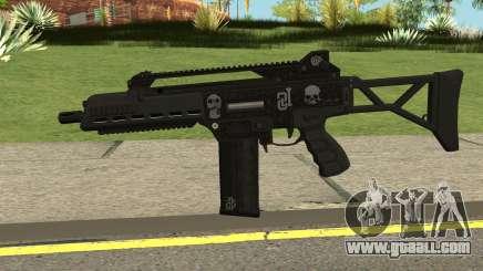 M4 Lowriders DLC for GTA San Andreas