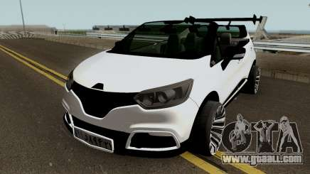 Renault CAPTUR SPORT for GTA San Andreas
