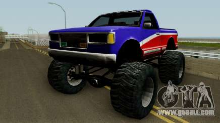 Monster B for GTA San Andreas