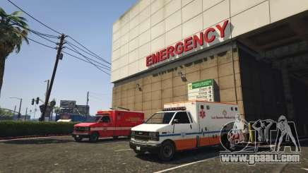 Medical Centers [.NET] 1.0 for GTA 5