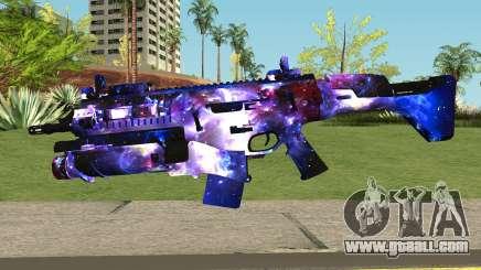Call of Duty Infinite Warfare: OSA Black Sky for GTA San Andreas