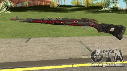 ROS - Repeater 98k for GTA San Andreas