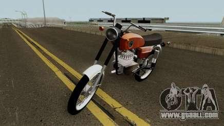 WSK 175 Kobuz for GTA San Andreas