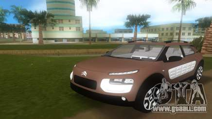 Citroen Cactus 2015 for GTA Vice City